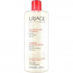 Очищающая мицеллярная вода для чувствительной кожи Uriage