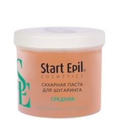 Start Epil, Сахарная паста для депиляции «Средняя» , 750 г Aravia professional