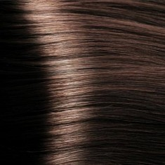 Kapous, Крем-краска для волос Hyaluronic 5.23, светлый коричневый перламутровый, 100 мл