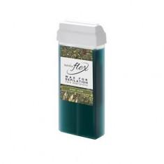 Italwax, Воск Flex в картридже, водоросли,100 мл White Line