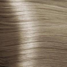 Kapous, Крем-краска для волос Hyaluronic 9.1, очень светлый блондин пепельный, 100 мл
