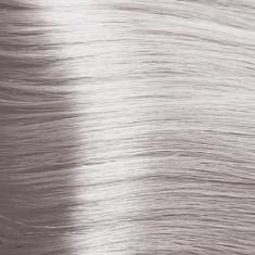 Kapous, Крем-краска для волос Hyaluronic 9.012, очень светлый блондин прозрачный табачный, 100 мл