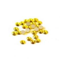 TNL, Стразы 3 мм лимон, 50 шт. TNL Professional