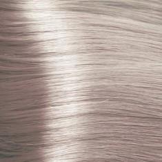 Kapous, Крем-краска для волос Hyaluronic 10.23, платиновый блондин перламутровый, 100 мл