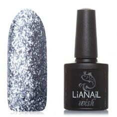 Lianail, Гель-лак Wish Silver Shine №001