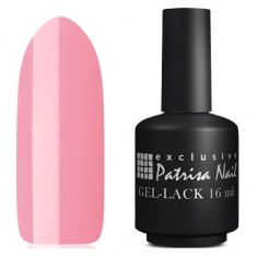 Patrisa Nail, Гель-лак Dream Pink №N5, 16 мл