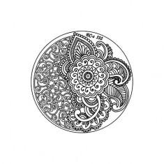 El Corazon, диск для стемпинга № EC-s 532