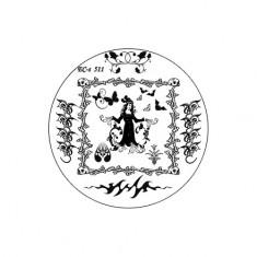 El Corazon, диск для стемпинга № EC-s 511