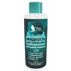 TNL, Жидкость для снятия лака LUX, 100 мл TNL Professional