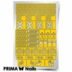 Prima Nails, Трафареты «Африка»