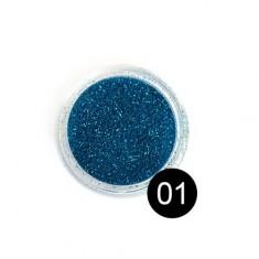 TNL, Дизайн для ногтей: блестки №01 TNL Professional