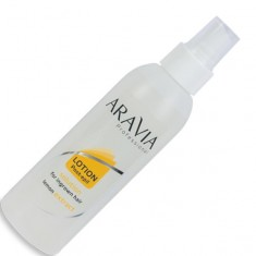 Aravia professional лосьон против вросших волос с экстрактом лимона 150мл