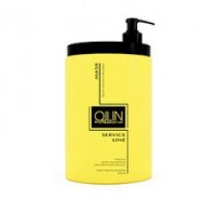 Ollin Service Line Deep Moisturizing Mask - Маска для глубокого увлажнения волос 500 мл Ollin Professional (Россия)
