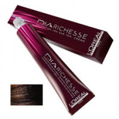 L'Oreal Professionnel Diarichesse - Краска для волос Диаришесс 6.23 Шоколадный трюфель 50 мл L'Oreal Professionnel (Франция)