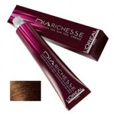 L'Oreal Professionnel Diarichesse - Краска для волос Диаришесс 7.30 Интенсивно золотистый 50 мл L'Oreal Professionnel (Франция)