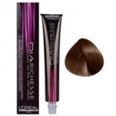 L'Oreal Professionnel Diarichesse - Краска для волос 6.32, темный блондин золотисто-перламутровый, 50 мл L'Oreal Professionnel (Франция)
