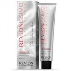 Revlon Professional Revlonissimo Colorsmetique - Краска для волос, 6.65 темный блондин красно-махагоновый, 60 мл. Revlon Professional (Испания)