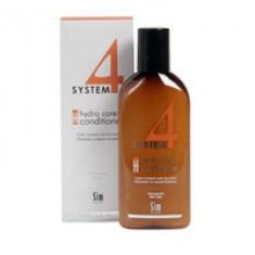 Sim Sensitive System 4 Therapeutic Hydro Care Conditioner H - Терапевтический бальзам «Н» для сухих и поврежденных волос, 215 мл Sim Sensitive (Финляндия)