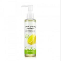 масло гидрофильное с экстрактом лимона secret key lemon sparkling cleansing oil