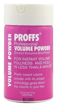 Пудра для волос Proffs