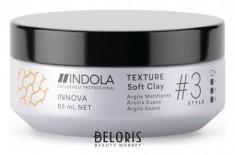 Глина для волос Indola