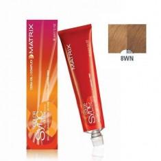 MATRIX 8WN краска для волос, светлый блондин теплый натуральный / КОЛОР СИНК 90 мл