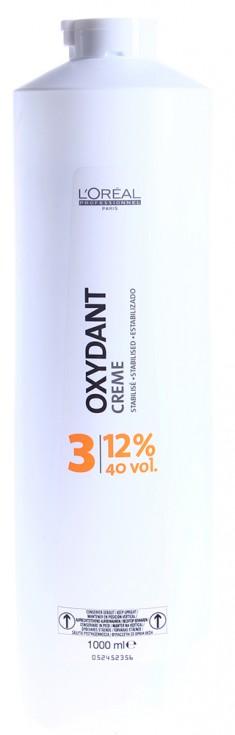 LOREAL PROFESSIONNEL Оксидент-крем 12% (40vol) / OXYDANTS 1000мл