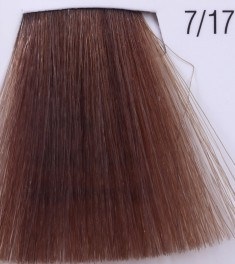 WELLA 7/17 блонд пепельно-коричневый краска д/волос / Koleston 60мл