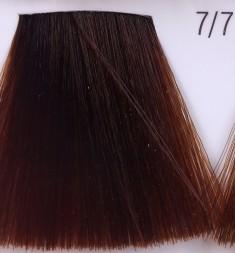 WELLA 7/7 блонд коричневый краска д/волос / Koleston 60мл