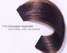 LOREAL PROFESSIONNEL 7.01 краска для волос / ДИАРИШЕСС 50мл
