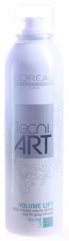 "LOREAL PROFESSIONNEL Мусс для прикорневого объема (3) ""Волюм Лифт"" / TECNI.ART 250мл"