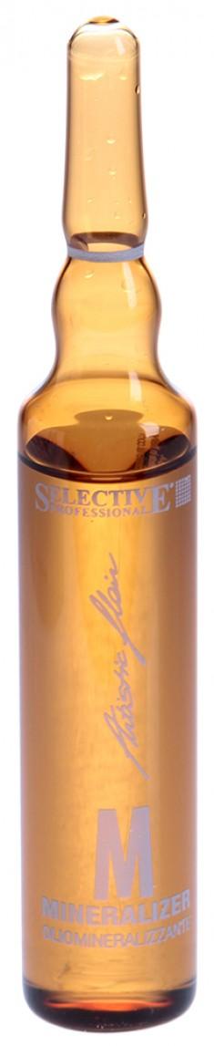 SELECTIVE PROFESSIONAL Лосьон реструктурирующий для волос / Olio Mineralizer ARTISTIC FLAIR 1*12 мл
