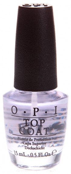 OPI Покрытие верхнее закрепляющее / Top Coat 15 мл