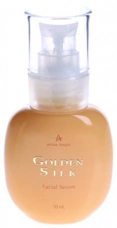ANNA LOTAN Эмульсия для лица Золотой шелк / Golden Silk Facial Serum LIQUID GOLD 50 мл