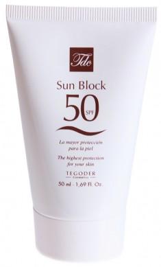 TEGOR Крем солнцезащитный SPF 50 / Sunblock50 SUN 50 мл