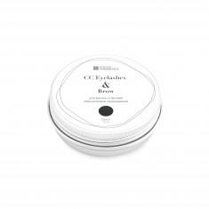 LUCAS' COSMETICS Хна для окрашивания ресниц и бровей в баночке (черная) / CC Eyelashes&Brow, 10гр
