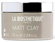 LA BIOSTHETIQUE Паста структурирующая и моделирующая для матовых образов / Matt Clay STYLE 75 мл
