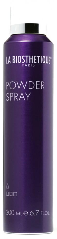 LA BIOSTHETIQUE Спрей-пудра для быстрого создания объема / Powder Spray FINISH 200 мл