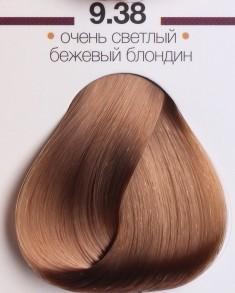 KAARAL 9.38 краска для волос / AAA 60 мл