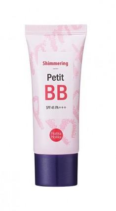 HOLIKA HOLIKA ББ крем для лица Петит ББ Шиммеринг SPF 45 PA+++ / Petit BB Shimmering 30 мл