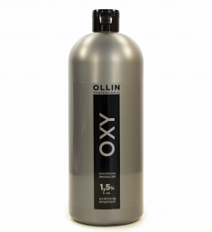 OLLIN PROFESSIONAL Эмульсия окисляющая 1.5% (5vol) / Oxidizing Emulsion OLLIN OXY 1000мл