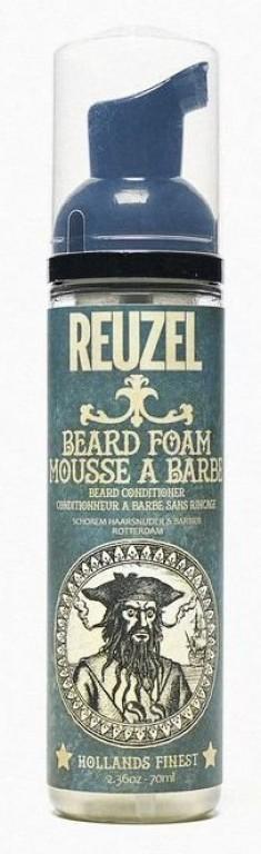 REUZEL Кондиционер-пена для ухода за бородой 70 мл