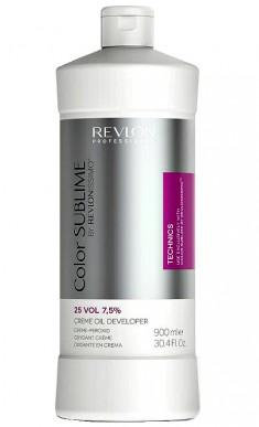 REVLON Professional Окислитель кремообразный 7,5% 25 VOL / RP RVL COLOR SUBLIME 900 мл