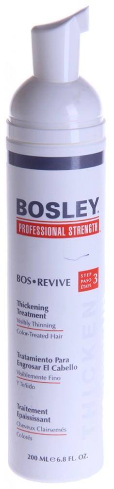 BOSLEY Уход увеличивающий густоту истонченных окрашенных волос / ВОS REVIVE (step 3) 200 мл