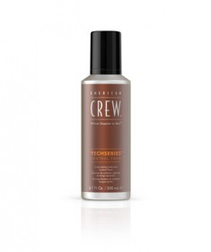 AMERICAN CREW Пена для укладки волос / Styling Control Foam Techseries 200 мл