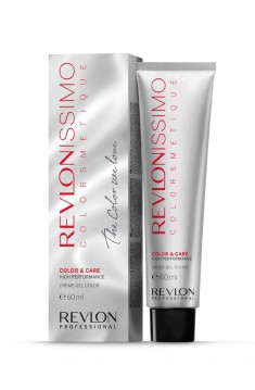REVLON Professional 55.64 краска для волос, светло-коричневый красно-медный / RP REVLONISSIMO COLORSMETIQUE 60 мл