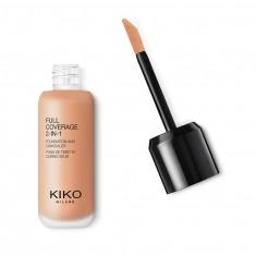 Full Coverage 2-in-1 Foundation & Concealer 05 - WR 50 KIKO