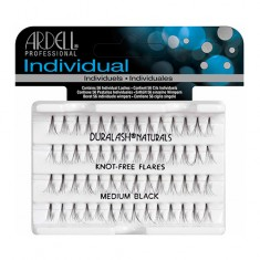 Пучки ресниц ARDELL INDIVIDUALS безузелковые средние черные