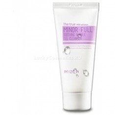 Mizon Minor full soothing bubble gel cleanser