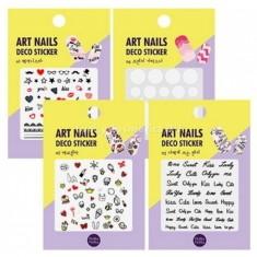 Holika Holika Art Nails Deco Sticker